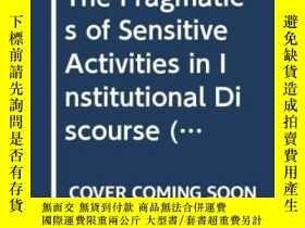 二手書博民逛書店The罕見Pragmatics Of Sensitive Act
