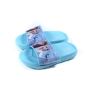冰雪奇緣 Frozen Elsa Anna 拖鞋 戶外 粉藍 中童 童鞋 FNKS14016 no764