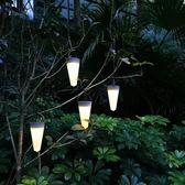 太陽能燈戶外庭院燈家用防水別墅花園草坪燈院子露臺裝飾迷你路燈 英雄聯盟