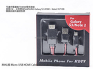 快速出貨 MicroUSB HDMI M...
