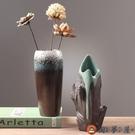 家用創意水培水養鮮花干花插花花瓶器皿裝飾品擺件【淘夢屋】