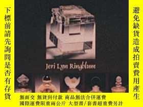 二手書博民逛書店A罕見Collector s Handbook Of Miniature Perfume BottlesY25