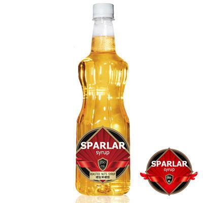 【Sparlar食伯樂】ROASTED NUTS SYRUP 烤堅果風味糖漿 750ml