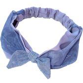 發帶微光超仙日系發飾藍系人魚姬發箍頭箍 艾尚旗艦店
