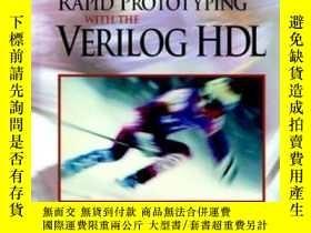 二手書博民逛書店Modeling罕見Synthesis And Rapid Prototyping With The Verilo