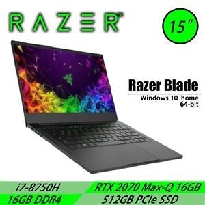 【綠蔭-免運】雷蛇Razer Blade RZ09-02888T92-R3T1 15.6吋 電競筆記型電腦-無包包滑鼠