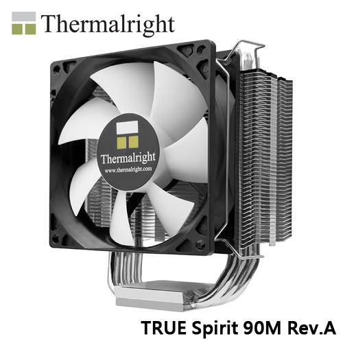 Thermalright TRUE Spirit 90M Rev.A CPU風扇