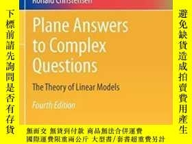 二手書博民逛書店Plane罕見Answers To Complex Questions-復雜問題的平面解答Y436638 Ro