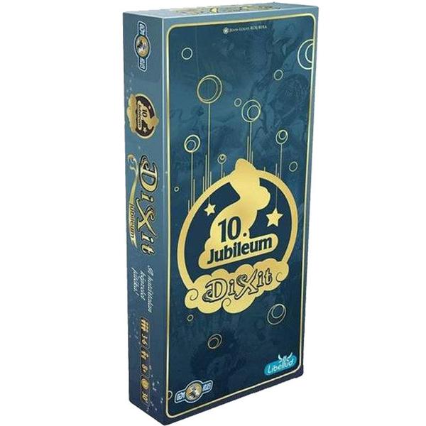『高雄龐奇桌遊』說書人10週年紀念版 擴充 Dixit10th Anniversary 繁體中文版 正版桌上遊戲專賣店