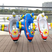 雙十二年終盛宴1-6歲3嬰兒童游泳圈坐圈幼兒男孩女孩寶寶腋下圈趴0小孩救生坐騎2   初見居家