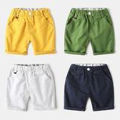 兒童短褲  兒童休閒短褲韓版男寶寶短褲外穿夏季童裝夏季洋氣  莎瓦迪卡