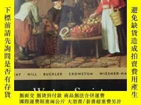 二手書博民逛書店western罕見society: a brief histor