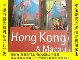 二手書博民逛書店The罕見Rough Guide to Hong Kong &