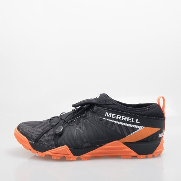 MERRELL AVALAUNCH TOUGH MUDDER聯名款 戶外運動鞋-黑/橘 ML37789