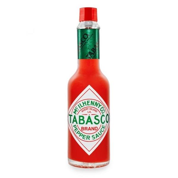 【美佐子MISAKO】進口食材系列-TABASCO 紅椒汁 60ml