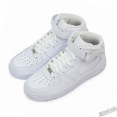 NIKE 女 WMNS AIR FORCE 1 07 MID 休閒鞋 - 366731100