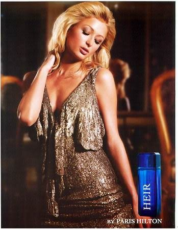 Paris Hilton Heir For Men 繼承人男性淡香水 100ml