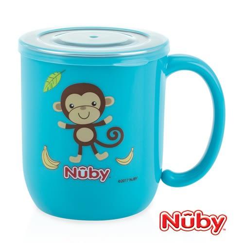 Nuby 不銹鋼喝水杯 (藍)