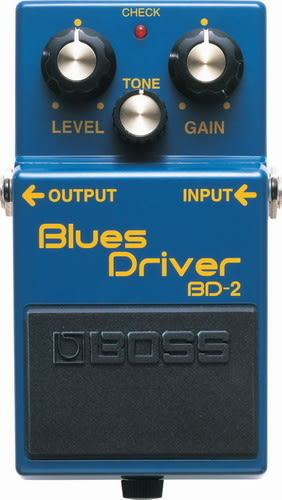 【金聲樂器廣場】全新 BOSS BD-2 Blues Driver 藍調破音效果器