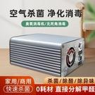 家用車載二合一臭氧消毒機發生器除甲醛異味空氣凈化消毒活氧 快速出貨
