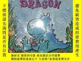 二手書博民逛書店A罕見Friend for Dragon (Dragon Tal