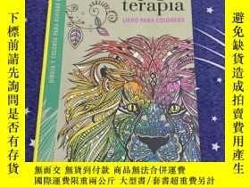 二手書博民逛書店ColorArte罕見terapia para niños (Ediciones B) (Spanish Edit