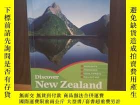 二手書博民逛書店Lonely罕見Planet Discover New Zealand (Travel Guide)Y1280