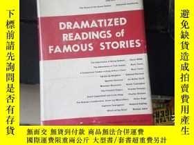 二手書博民逛書店DRAMATIZED罕見READINGS of FAMOUS S