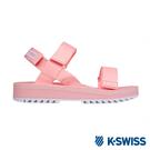 K-SWISS Pier時尚涼鞋-女-粉...