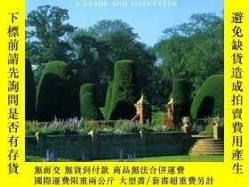 二手書博民逛書店Country罕見Gardens: A Guide and Ga
