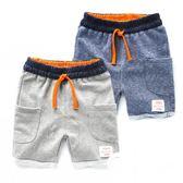男童運動褲短褲熱褲 女童夏裝韓版新款童裝寶寶兒童褲子-奇幻樂園