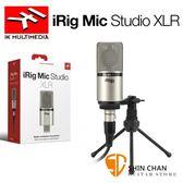 iRig Mic Studio XLR 電容麥克風 / 大震膜 電容式 公司貨