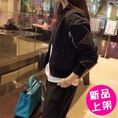 【4036-0523】韓版新款夾克百搭短版外套