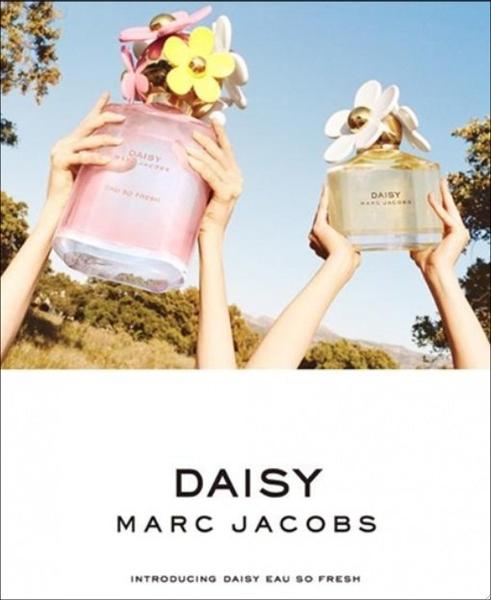 ◐香水綁馬尾◐ MARC JACOBS DAISY 清甜雛菊 女性淡香水 125ML TESTER
