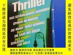 二手書博民逛書店(50jahre罕見heyne verlag) thriller (德文原版) 1965年印Y153720
