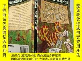 二手書博民逛書店horrible罕見science nasty nature 可怕的科學骯臟的 本 性.,, ,Y20039