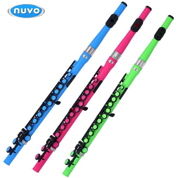 小叮噹的店- 長笛 英國 Nuvo Student Flute 塑膠長笛 SE200
