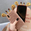 冬天蘋果xs手機殼毛絨iPhone11Promax矽膠套xr女款6s/7/8plus卡通xsmax 店慶降價