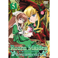動漫 - 薔薇少女 彷如夢境 Rozen Maiden DVD VOL-5