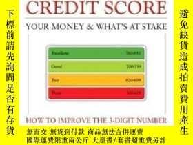 二手書博民逛書店Your罕見Credit Score Your Money & What s At Stake (updated