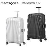 Samosnite 新秀麗 Lite-locked FL 01V 28吋行李箱 新升級版雙軌輪 置衣隔板 歡迎詢問+送好禮