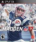 PS3 Madden NFL 17 勁爆美式足球17(美版代購)