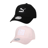 PUMA 流行系列織標LOGO棒球帽(鴨舌帽 遮陽 防曬 帽子 免運 ≡排汗專家≡