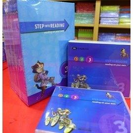 【兒童分級讀本L3】STEP INTO READING #內含25書+25片CD