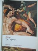 【書寶二手書T1/原文小說_BU7】The Odyssey_Homer/ Shewring, Walter (TRN)/ Kirk, G. S. (INT)