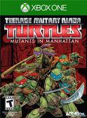 X1 Teenage Mutant Ninja Turtles: Mutants in Manhattan 忍者龜:曼哈頓突變體(美版代購)