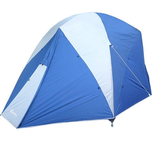 ADISI 經典溫馨400露營帳AT15081 / 城市綠洲專賣(四人帳、帳篷、登山露營用品、帳棚、初露)