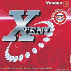 YASAKA X-Tend 德系平面膠皮