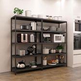 廚房重型架3層多層烤箱微波儲物架