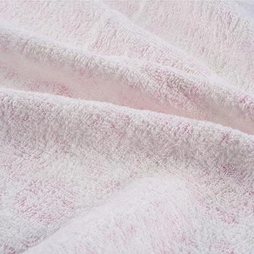 (小)日本製杉乃實銀抗菌彩花棉紗毛巾/面巾-花水木/紫-妙屋房